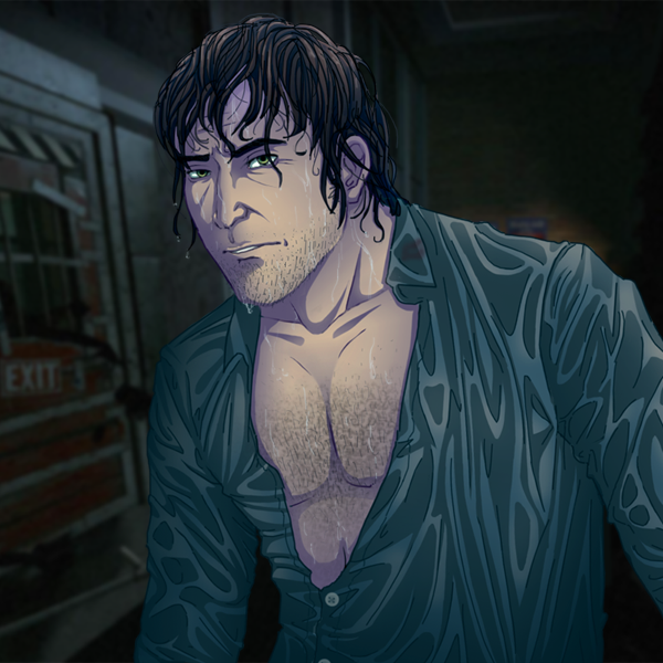 L4D2 - Nick and some sex hair