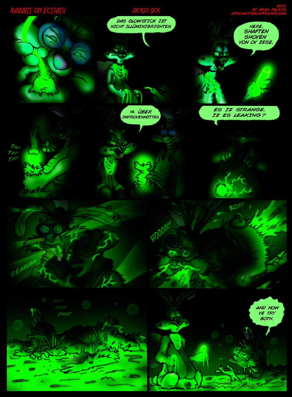 Rabbits on Ecstasy comic 004