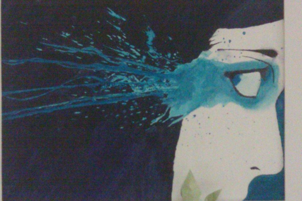 Ergo proxy water color