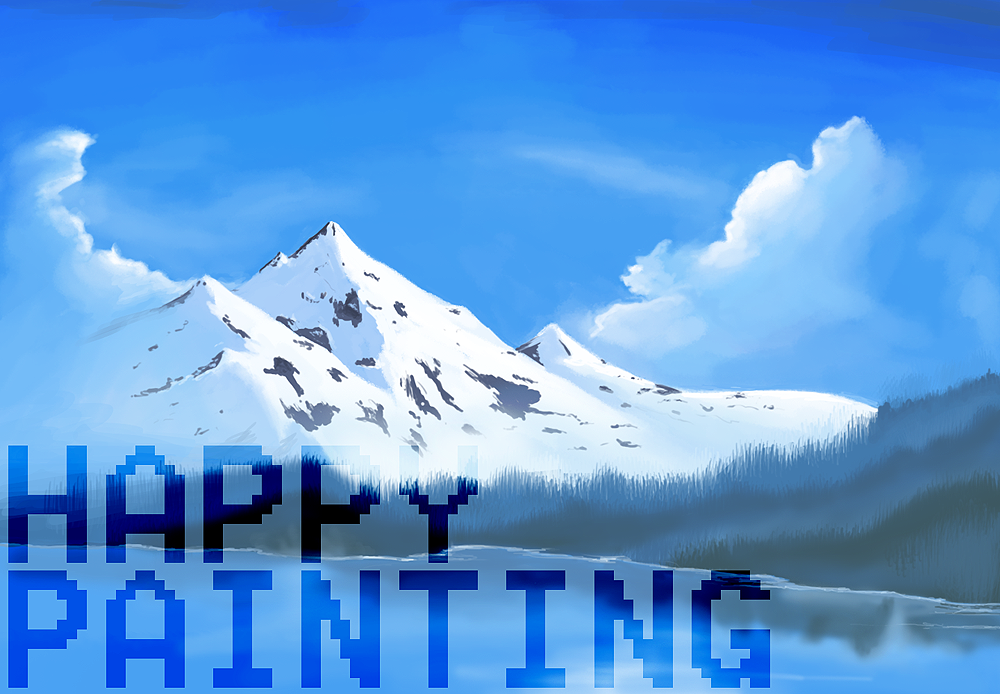 Happy Painting