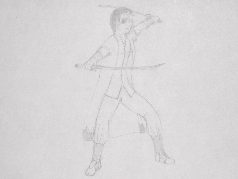 Character Design: Stan