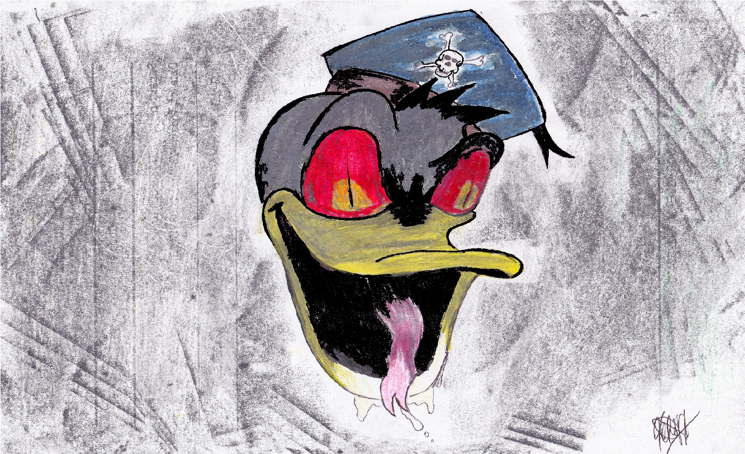 Dark Donald