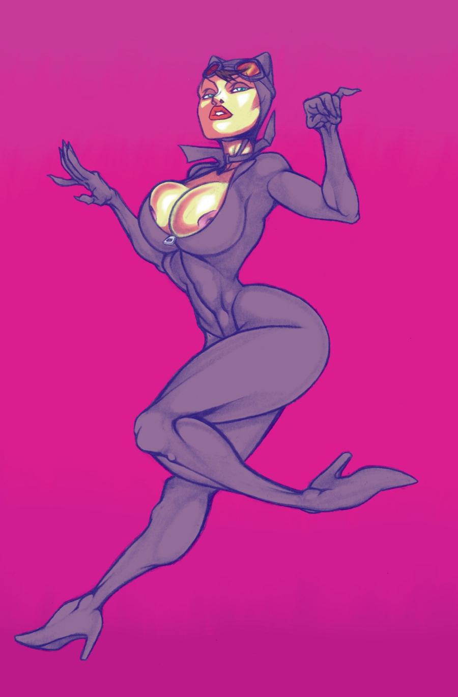 Salina Kyle - Catwoman