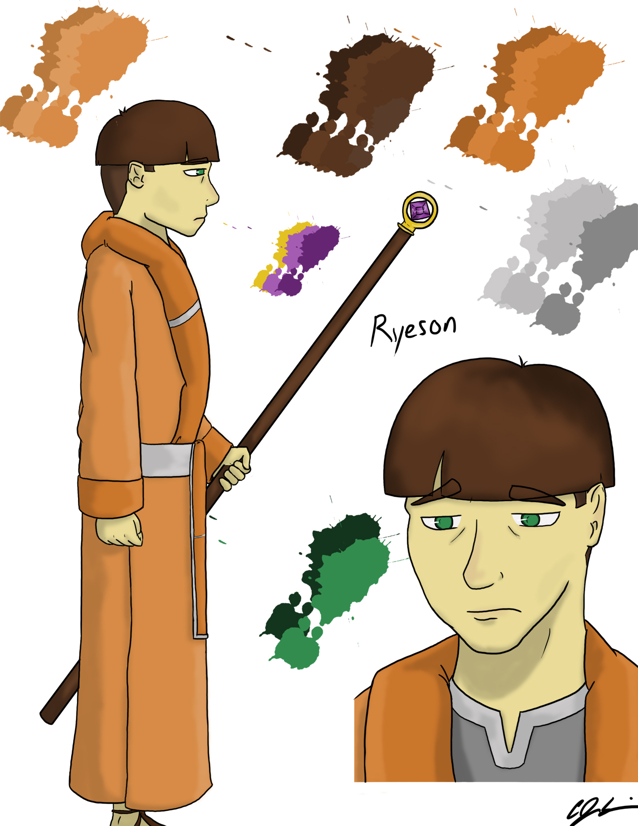 Reference Page Ryeson