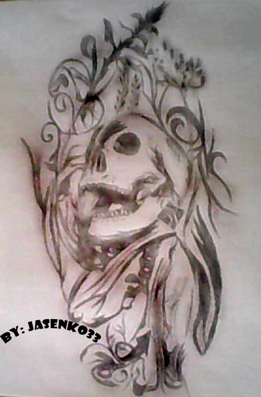 Skull 2 :)