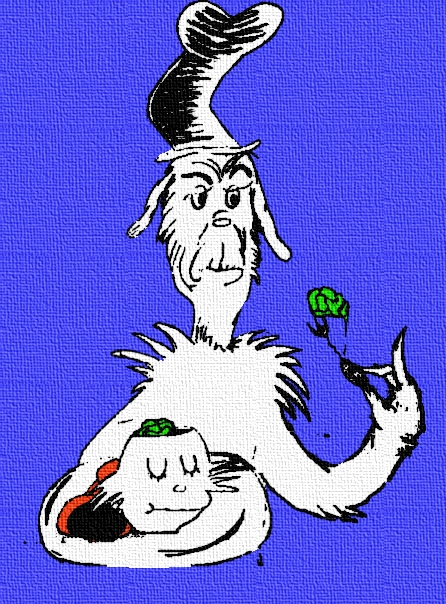 Green Eggs and Hat