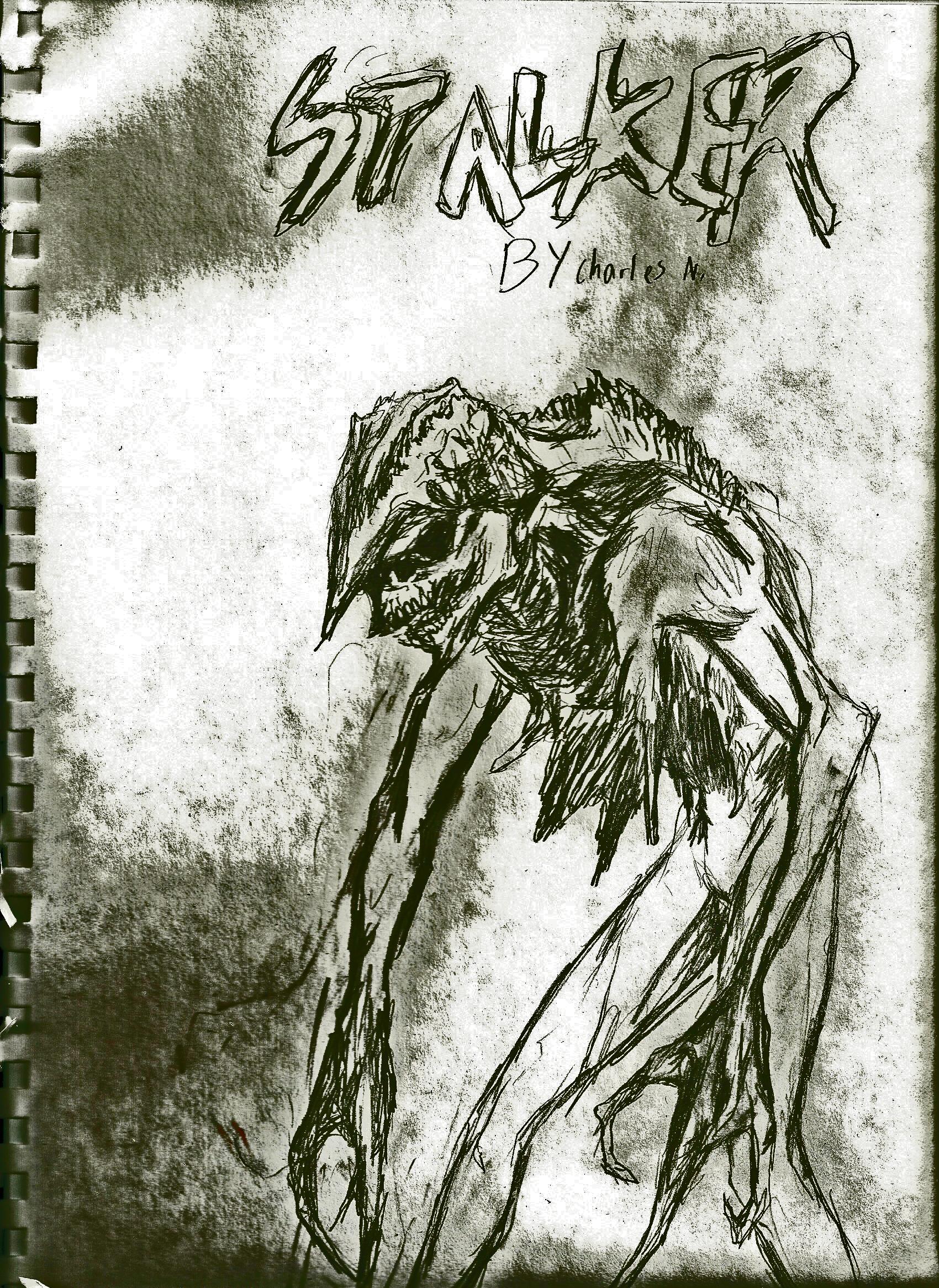Stalker The Necromorph