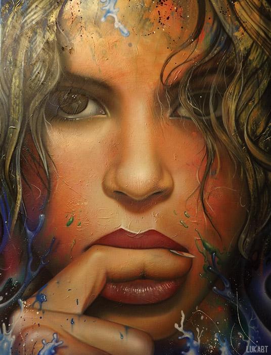 Shakira !