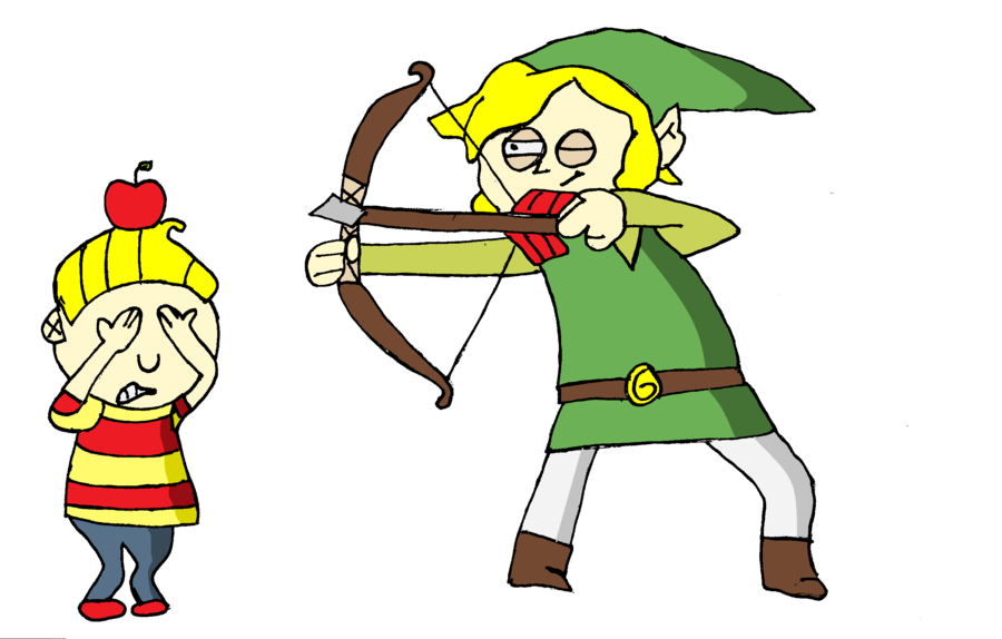 Lucas, Link, and the Apple