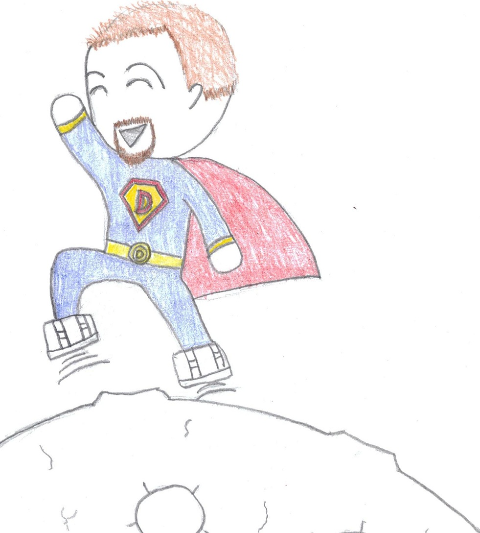 Super Dave (Moon Shoes)