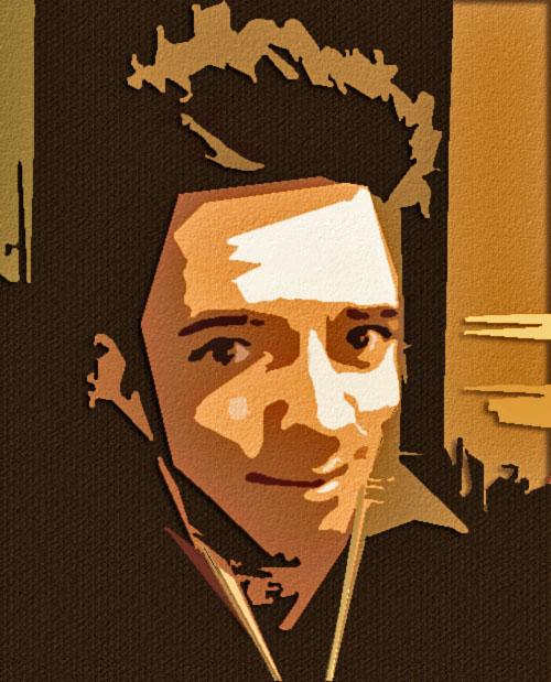 Self Portrait Experiment