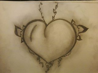 Stitched your heart with love