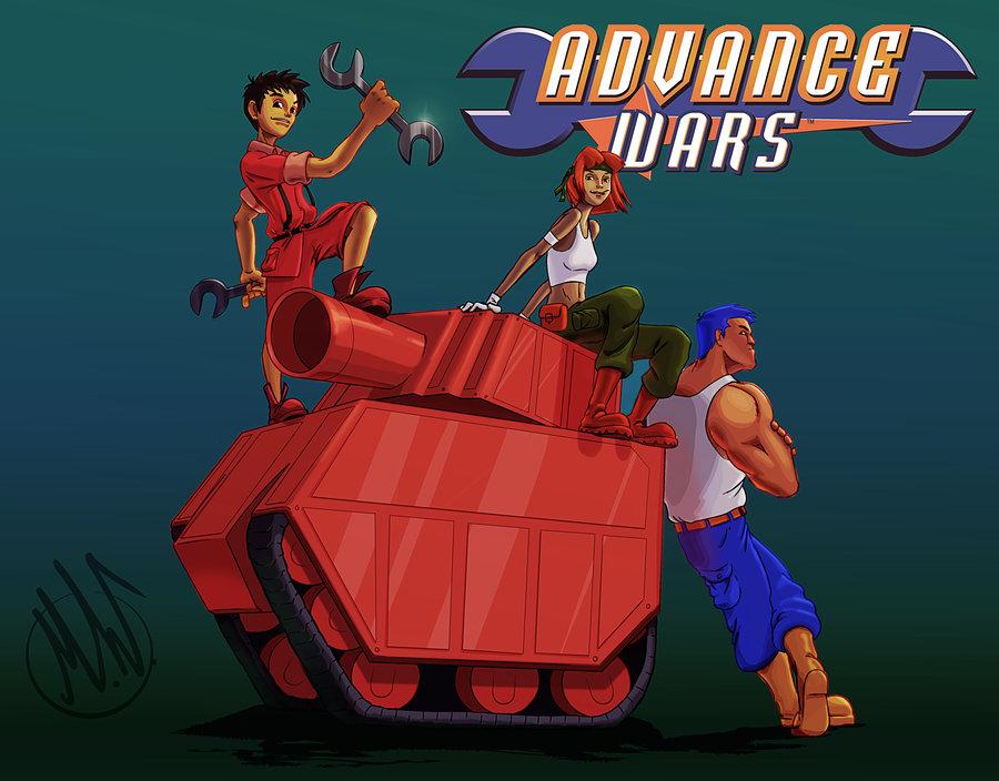 Advance Wars Fanart