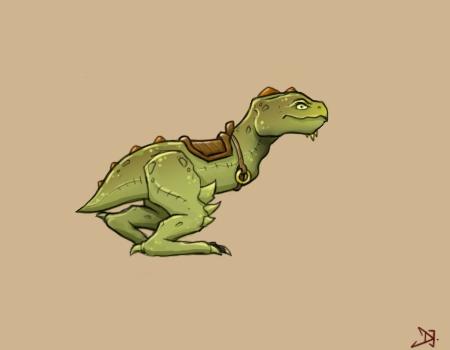 Lizard concept