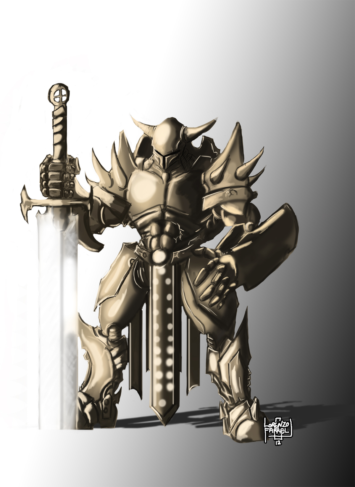 New character Knight