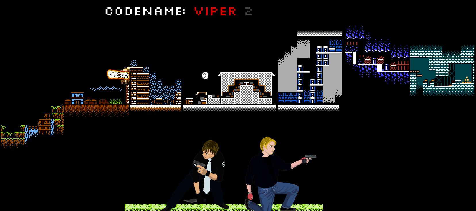 Code Name: Viper 2