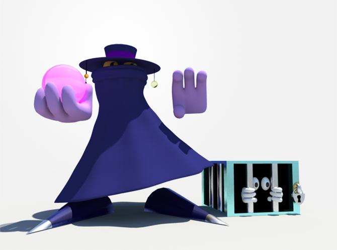 Mister Dark