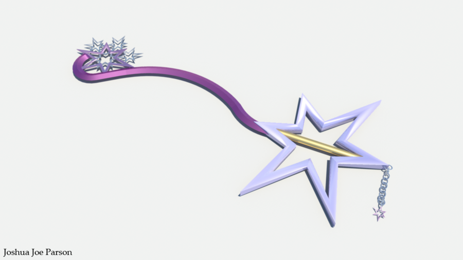 Star of wizdom - keyblade