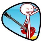 Super Crazy Guitar Maniac Pick