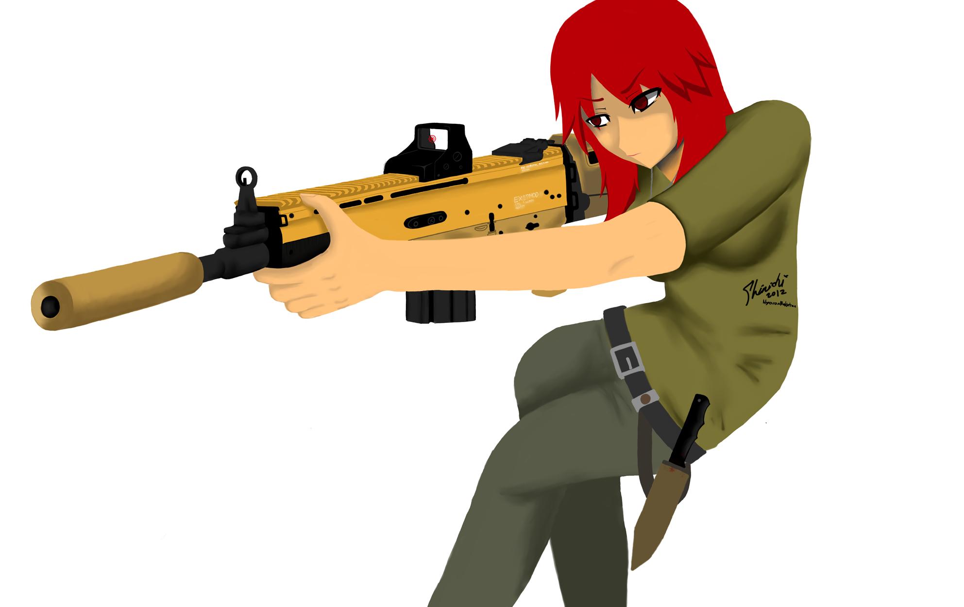 Ruby the Mercenary