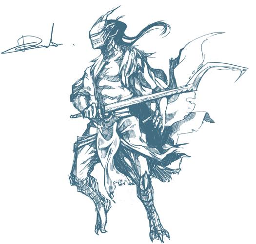 Vandheer Sketch