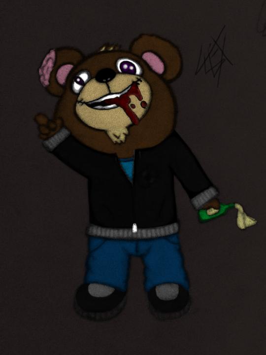 Khaos Bear (color)