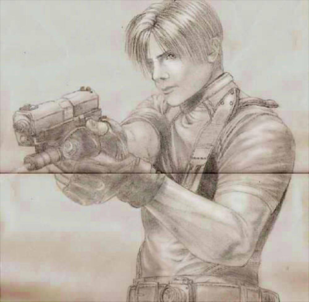 Resident Evil!
