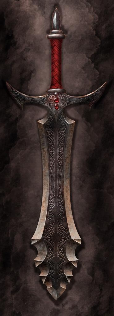 Enforcer Sword