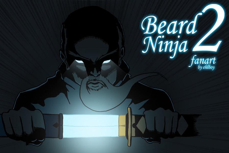 Beard Ninja 2: Fan Art