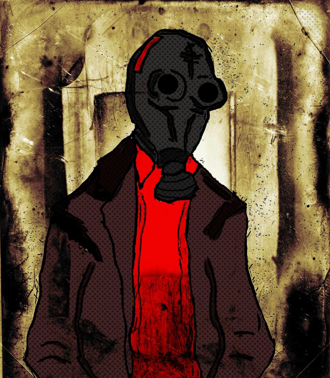 Gas Mask Goon