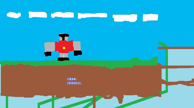 Pixel Knights ScreenShot
