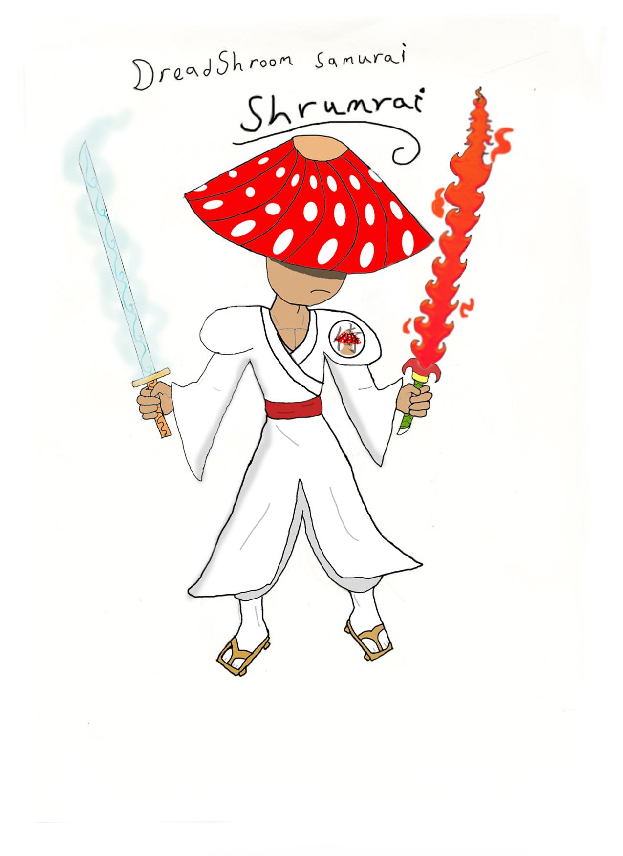 Shrumrai