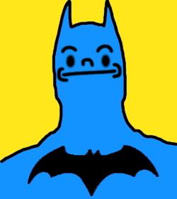 I think I might be Batman