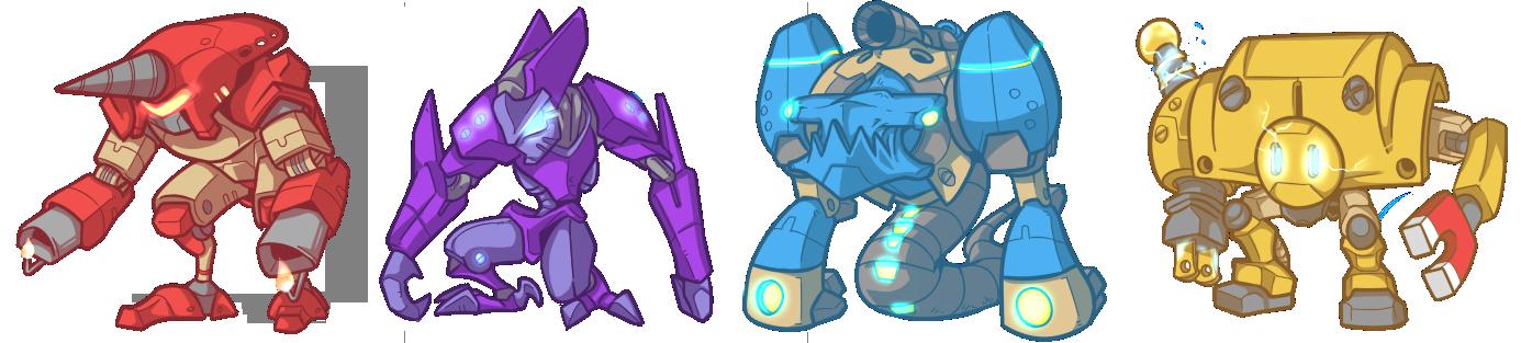 Flash Bots!
