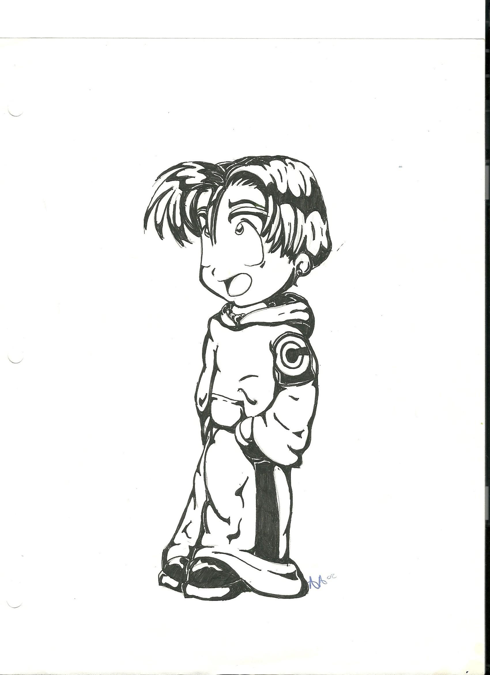 Capsule Corp. Yukio