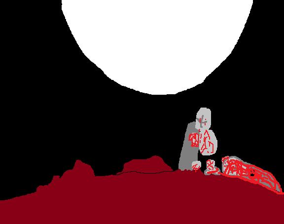 The Burying