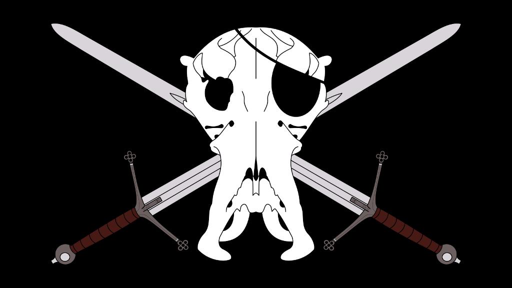 Platypus Jolly Roger