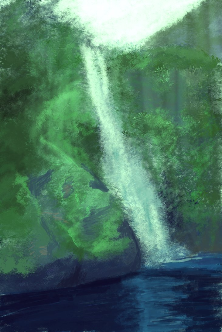 Speed Painting 1