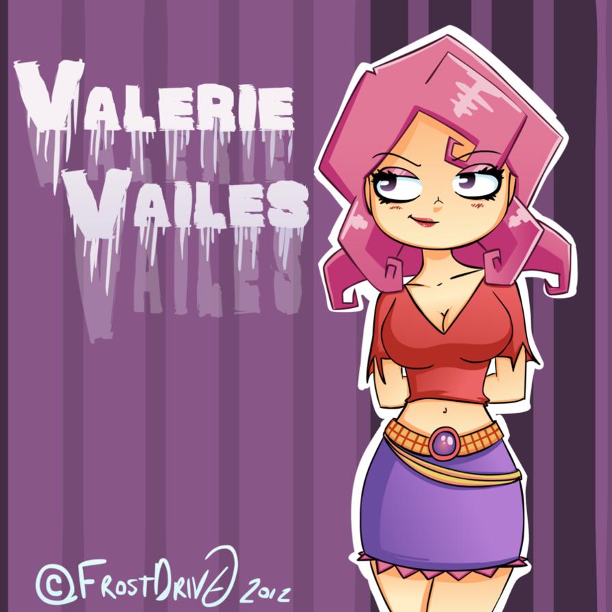 Valerie Vailes