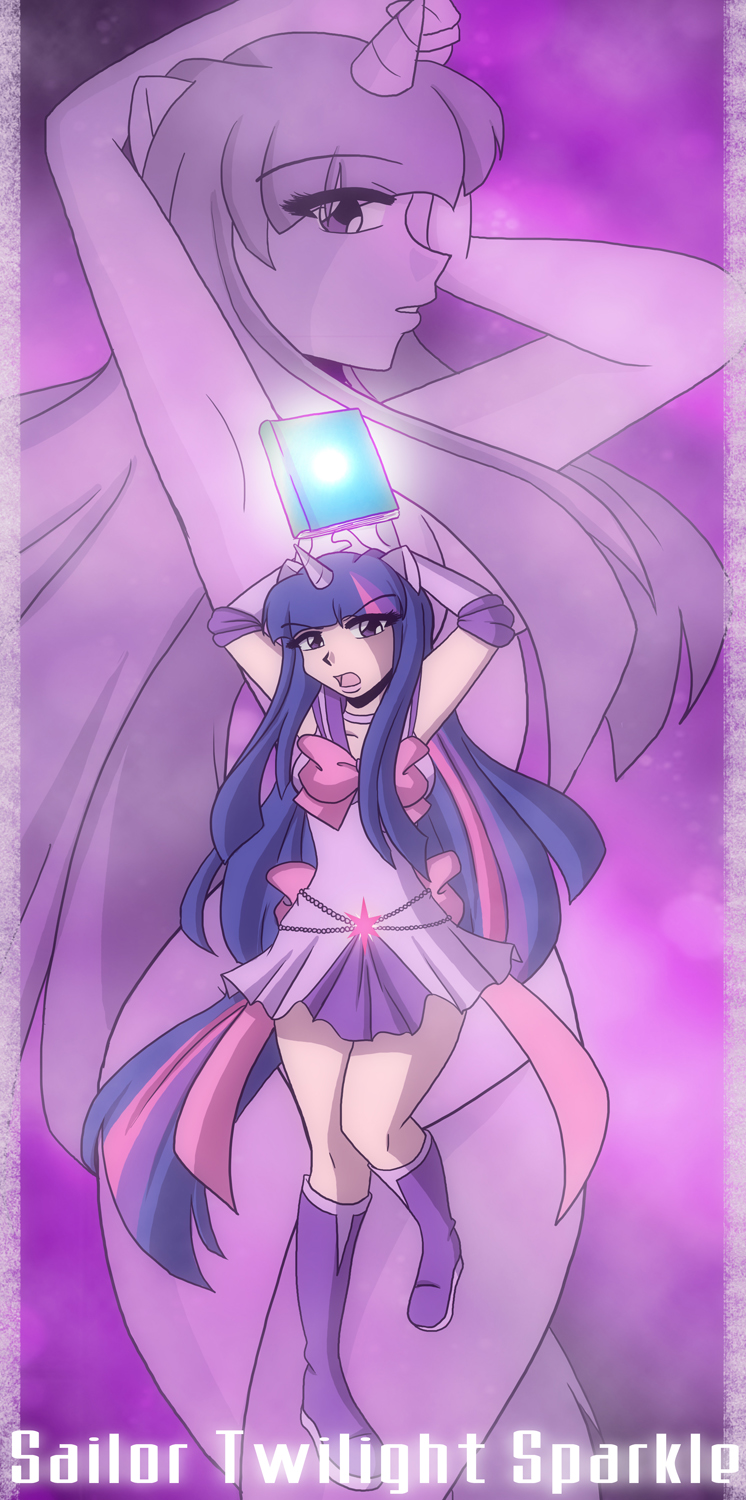.:MLP Sailor Twilight Sparkle