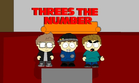 Threes The Numebr Wallpaper