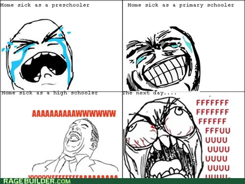 My rage comic