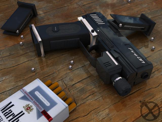 Pallate Gun