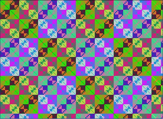 AS3 rendered: Pattern 3