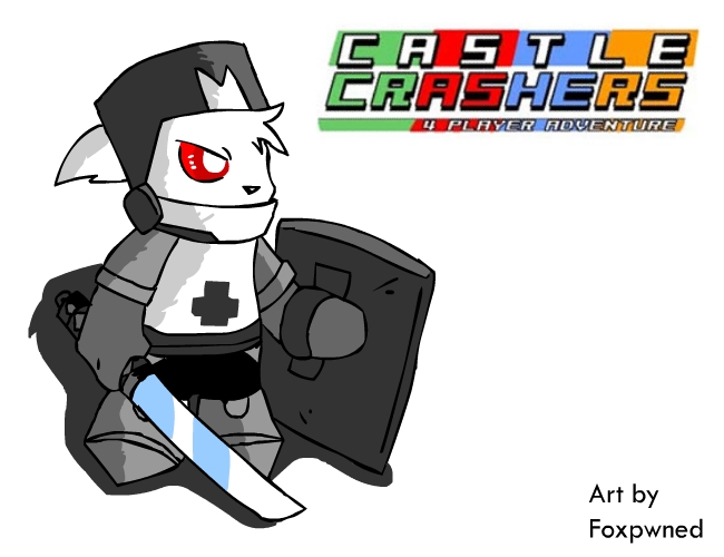 fox castle crasher