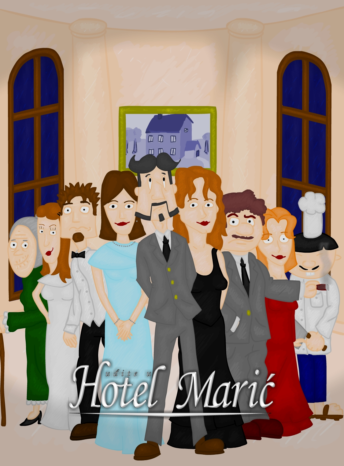 The Maric Hotel poster
