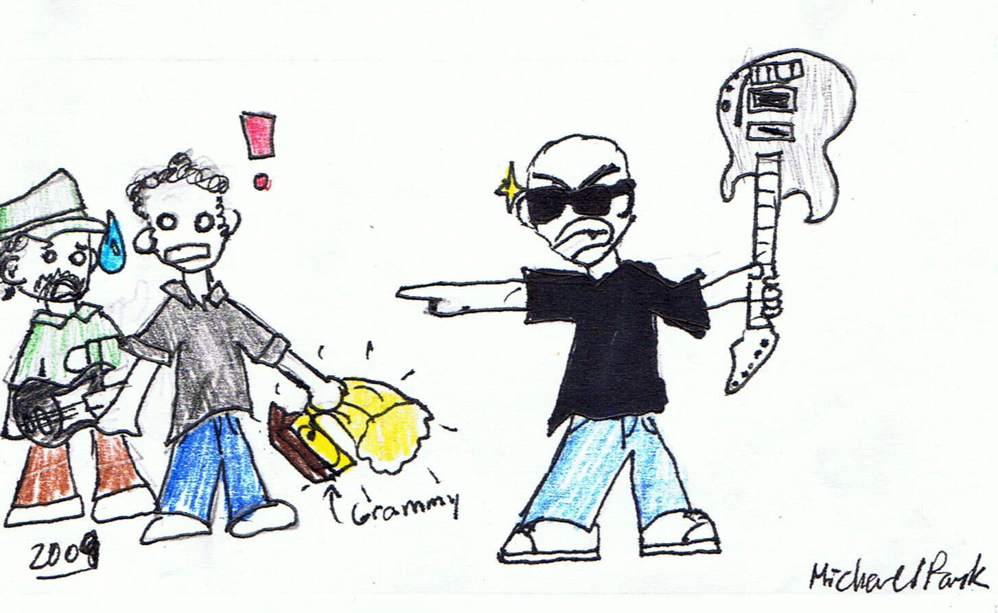 Coldplay vs. Satriani