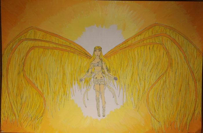 angel Kaen