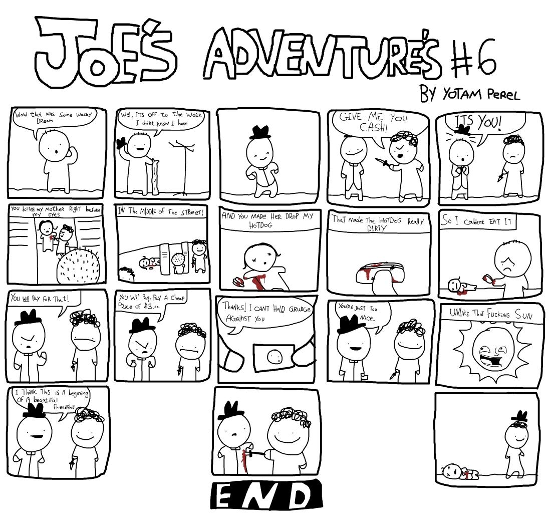 Joes Adventures 6