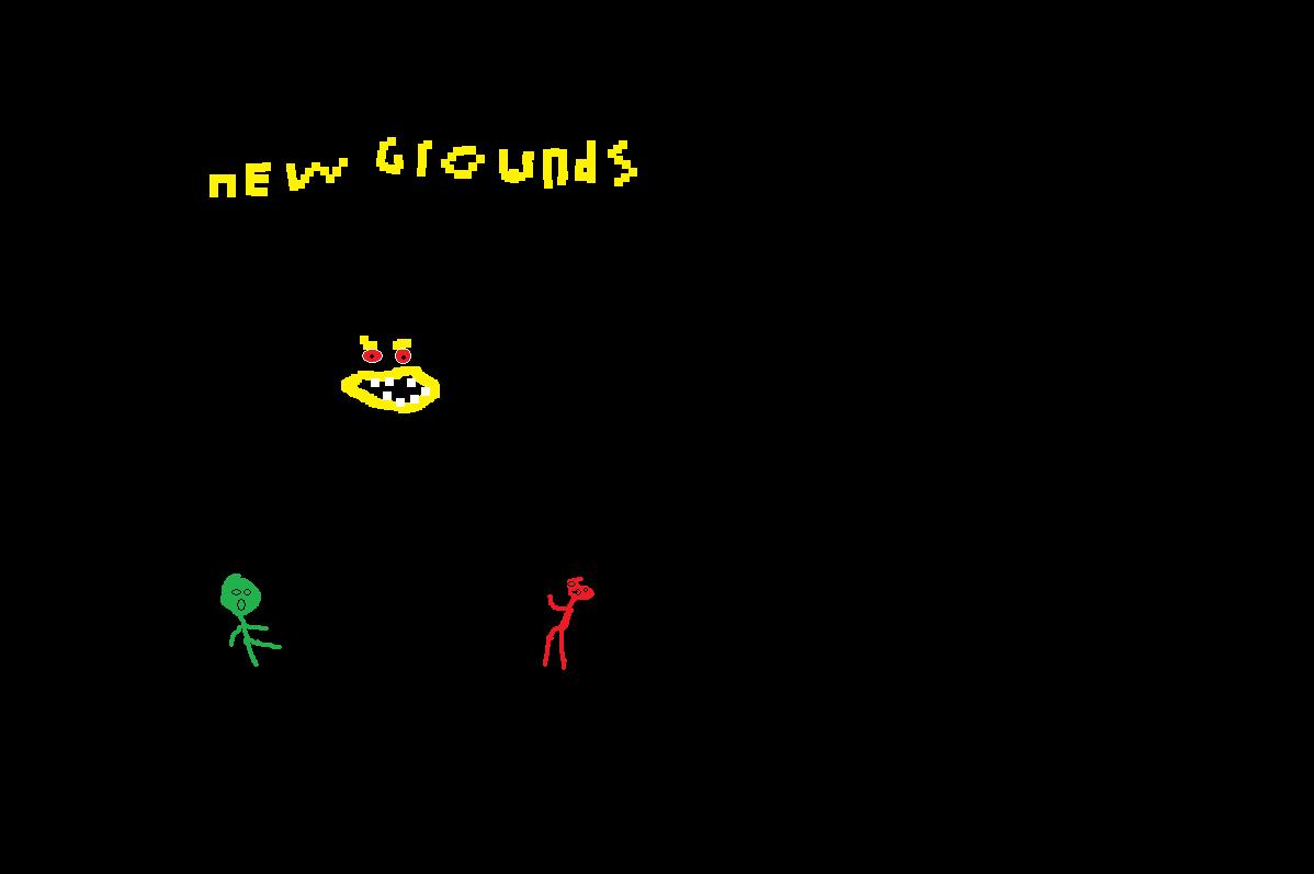 Newgrounds Monster